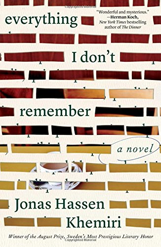 Image of Everything I Don't Remember: A Novel
