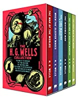 The H. G. Wells Collection: Deluxe 6-Volume Box Set Edition (Arcturus Collector's Classics)