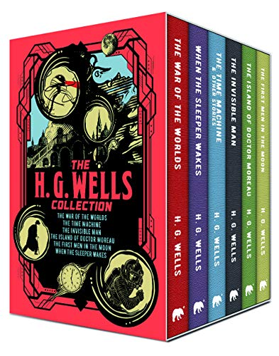 The H. G. Wells Collection (Box Set)