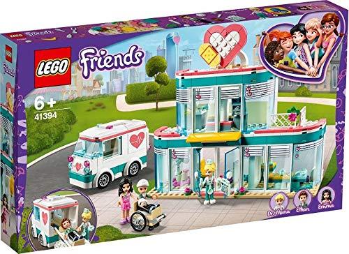 wow Lego Friends 41394 - Hospital de Heartlake City