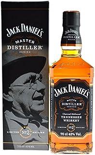"""Jack Daniel""""s Master Distiller No 2 Limitierte Edition mit Geschenkkarton 0,7l - Tennessee Whisky"""