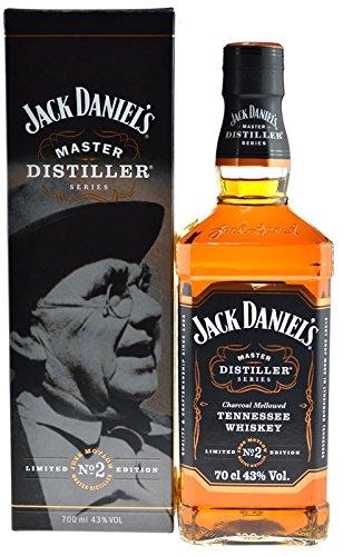 Jack Daniel's Master Distiller No 2 Limitierte Edition mit Geschenkkarton 0,7l - Tennessee Whisky