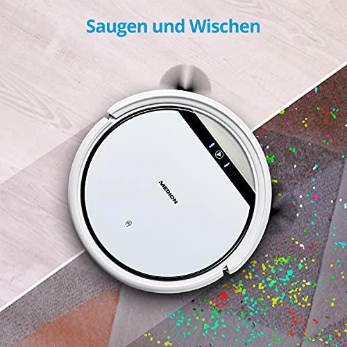 MEDION Saugroboter mit Wischfunktion kaufen  Bild 1*