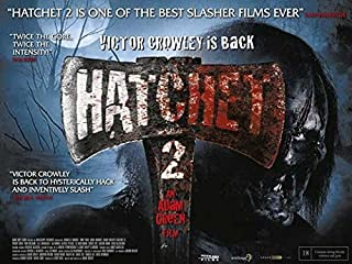 Best hatchet 2 poster Reviews