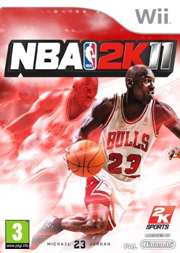 NBA 2K11 (Wii) [Edizione: Regno Unito]