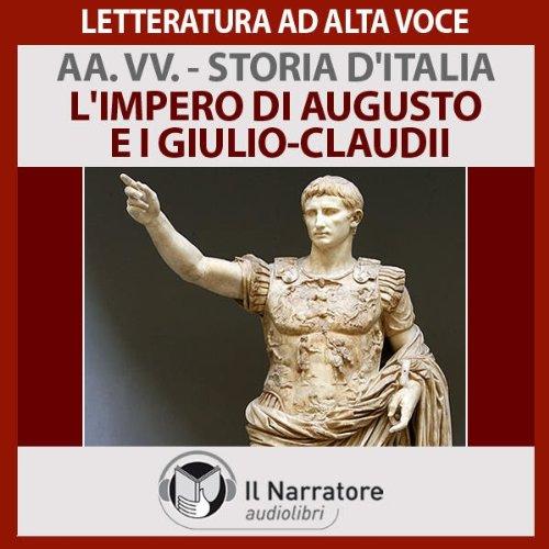 L'impero di Augusto e i Giulio-Claudii copertina