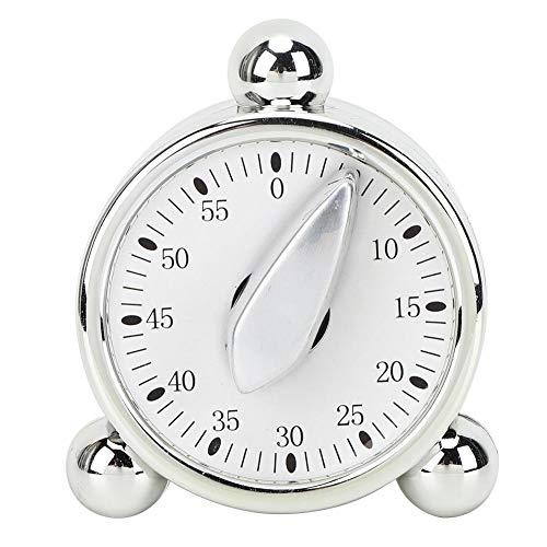 Kookwekker en stopwatch, visuele countdown-timer van 60 minuten, gemakkelijk te lezen digitale magnetische kookwekker met groot display, klaslokaal of meeting countdown-klok voor kinderen en volwassen