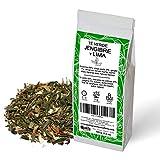 Té verde de Lima y Jengibre. Mezcla de sabor natural de té