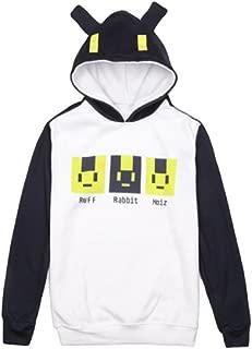 GK-O Anime Dramatical Murder DMMD Noiz Hoodie Cosplay Sweater Sweatshirt