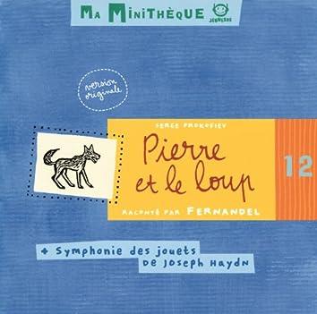 Ma Minithèque N 12-Pierre Et Le Loup/Symphonie Des Jouets