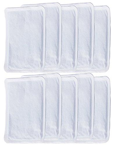 newgen medicals Körperwärmer: Bodywärmer-Wärmepad für bis zu 12 Stunden Wärme, 10er-Pack (Thermopad Handwärmer)