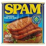 Spam Chopped Pork and Ham 340g Pack (6 x 340g)