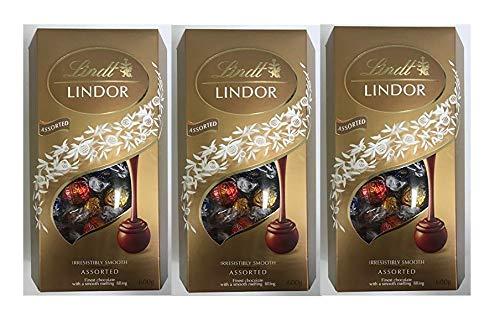 リンドール トリュフチョコレート アソート 600g×3個