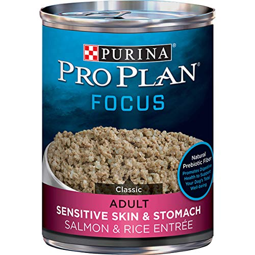 Purina Pro Plan Sensitive Stomach Pate Wet Dog Food, FOCUS Sensitive...