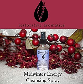 Midwinter Energy Cleansing Spray
