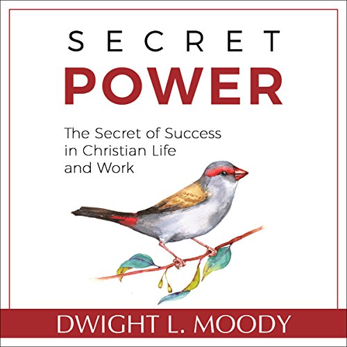 Secret Power - Updated Edition     The Secret of Success in Christian Life and Work              By:                                                                                                                                 Dwight L. Moody                               Narrated by:                                                                                                                                 Lyle Blaker                      Length: 3 hrs and 19 mins     3 ratings     Overall 4.3