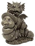 Gartendrache Worm - Garten, Figur, Wurm