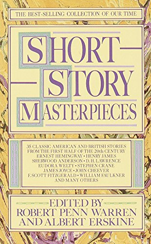 Short Story Masterpieces: 35 Classic American and British Stories from the First Half of the 20th Century (Hors Catalogue)