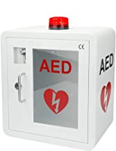 AED Cabinet fits All Brands Cardiac Science, Zoll, Defibtech, Physio-Control
