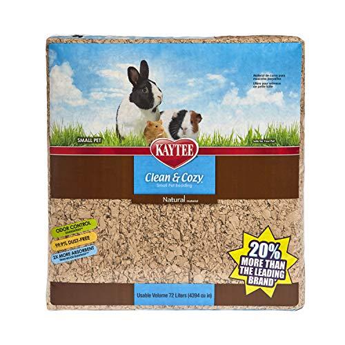 Kaytee Clean & Cozy Natural Small Animal Pet...