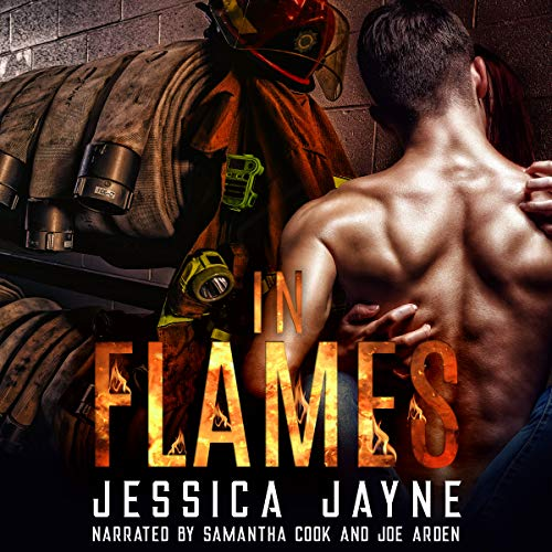 In Flames Audiobook By Jessica Jayne cover art