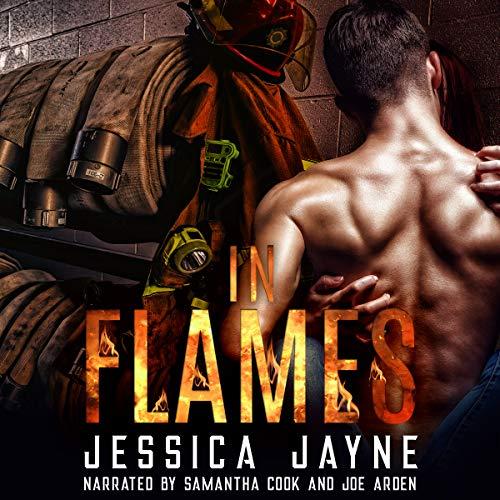 In Flames audiobook cover art