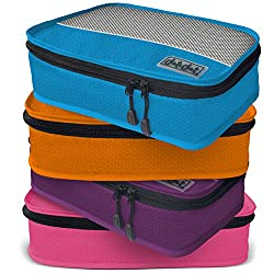 why use packing cubes colors