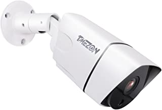 TMEZON CCTV Bullet Outdoor Security Camera 900TVL 960h Built-in IR-Cut Filter 36 Infrared 2.8mm Lens Day Night Vision Came...
