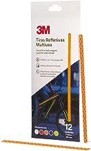 Tira Refletiva Multiuso 3M - cor laranja