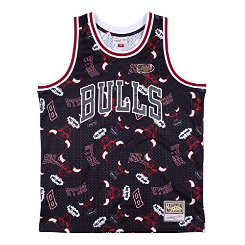 Mitchell & Ness Maillot Chicago Bulls Tear up
