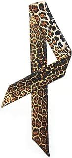Silk Neckerchief Handbag Handle Wrap Silk Ribbon Band Scarf for Tote Women Fashion Decoration