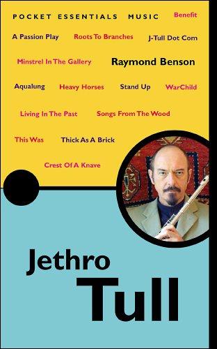 Jethro Tull (Pocket Essential series) (English Edition)