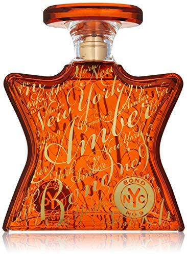 Bond No.9 NY Amber unisex, Eau de Parfum Vaporisateur, 1er Pack (1 x 100 g)