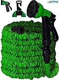 Komnn- Expandable Flexible Garden Hose Expanding Compact Lightweight...