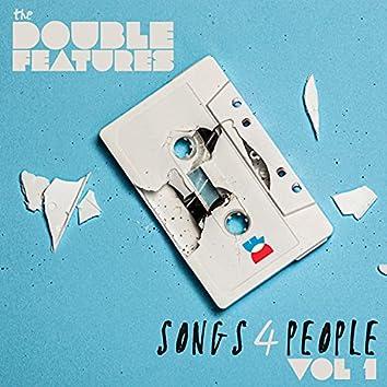 SONGS 4 PEOPLE, Vol. 1