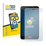 BROTECT 2X Entspiegelungs-Schutzfolie kompatibel mit Asus FonePad 7 FE375CL Bildschirmschutz-Folie Matt, Anti-Reflex, Anti-Fingerprint
