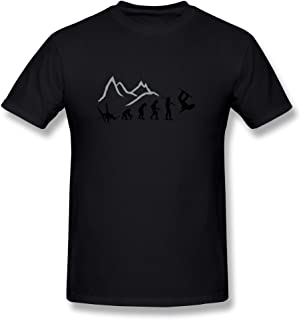 KEMING Men's Boarders Evolution T-Shirt