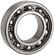NTN Bearing 63/22C4 Single Row Deep Groove Radial Ball Bearing, C4 Clearance, Steel Cage, 22 mm Bore ID, 56 mm OD, 16 mm Width, Open