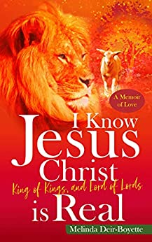 Book cover image for I Know Jesus Christ Is Real