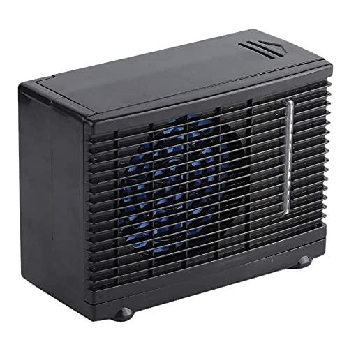 Monland Aire Acondicionado PortáTil para Coche 12V RefrigeracióN por Agua Aire Acondicionado Ventilador RefrigeracióN para Coche Aire Acondicionado