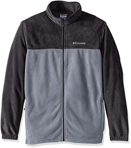 Columbia Men's Steens Mountain Full Zip 2.0, Soft Fleece with Classic Fit