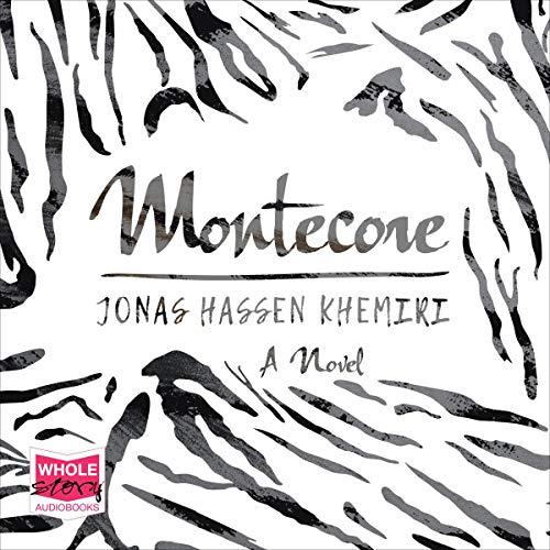 Montecore Audiobook By Jonas Hassen Khemiri cover art