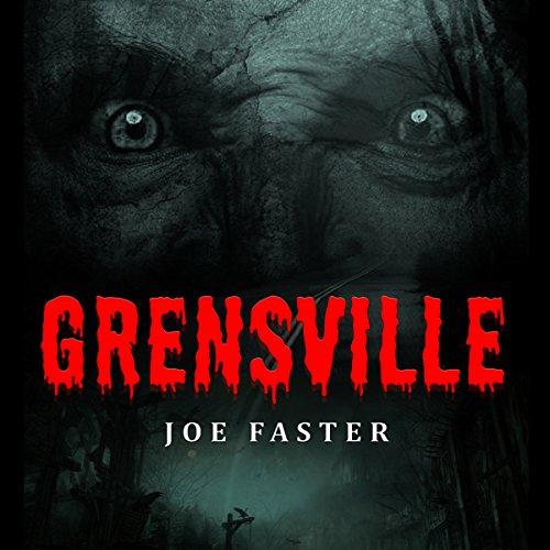 Grensville audiobook cover art