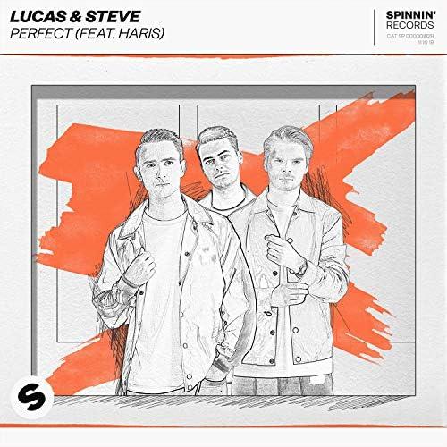 Lucas and Steve feat. Haris