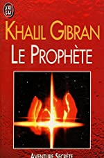 Le prophète / Gibran, Khalil / Réf19386 de Khalil Gibran