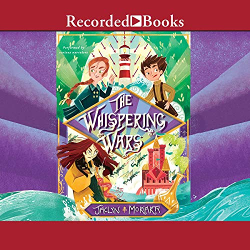 The Whispering Wars  By  cover art