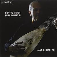 Weiss: Lute Music Ii by J.Lindberg