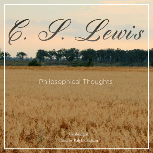 Philosophical Thoughts cover art
