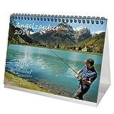 Angelzauber · DIN A5 · Premium Tischkalender/Kalender 2019 · Sport · Unterwasser · fischen · Köder · angeln · Angel · Fische · Meer · Edition Seelenzauber