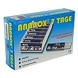 ANABOX 7 Tage Wochendosierer blau, 1 St -